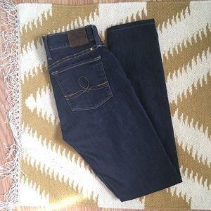 Lucky Branch Sophia Skinny Jeans